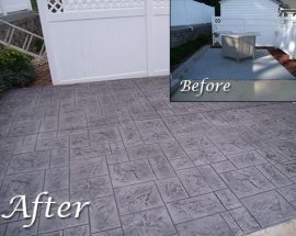 Stamped Concrete Driveways and Patios