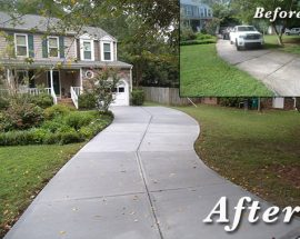 Driveway Replacements And Additions